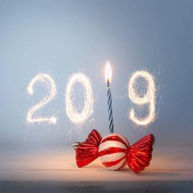 Los GIF más graciosos para festejar el Año Nuevo 2019 por WhatsApp