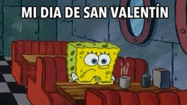 Mejores memes San Valentín Bob