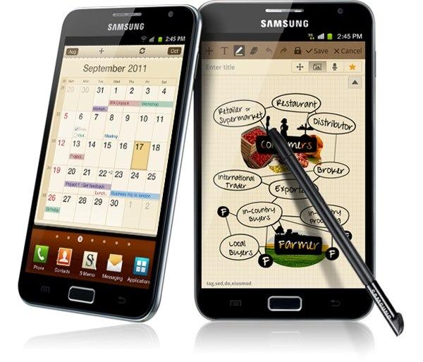 Samsung Galaxy Note actualizacion 01