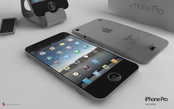 iphone 5 diseno no definitivo
