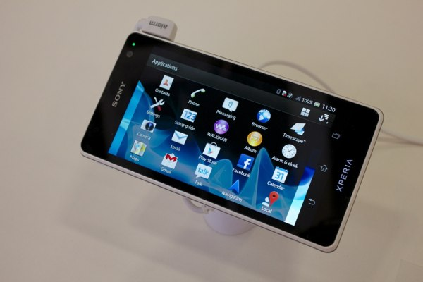 sony xperia u go sola actualizacion android40