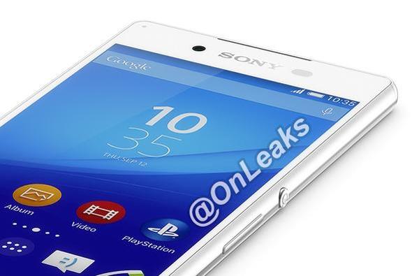 Primera imagen filtrada del Sony Xperia Z4