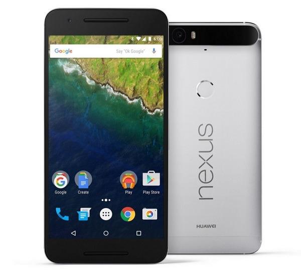 nexus 6p android
