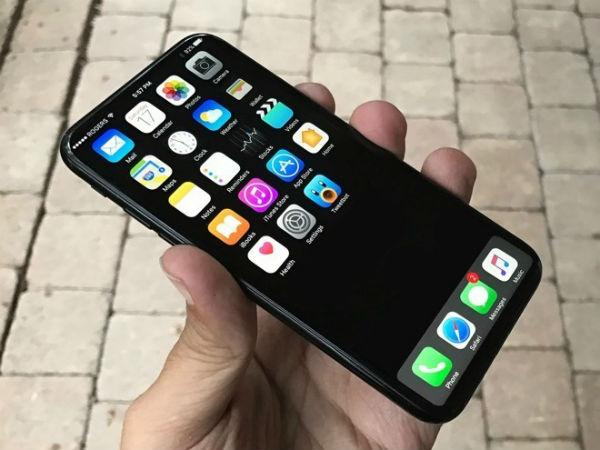 iPhone ocho carcasa