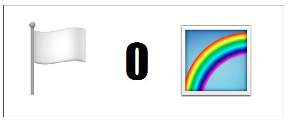 iphone flag rainbow