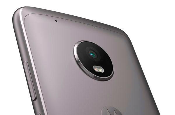 Moto G5 ©Plus recibe una actualización con mejoras