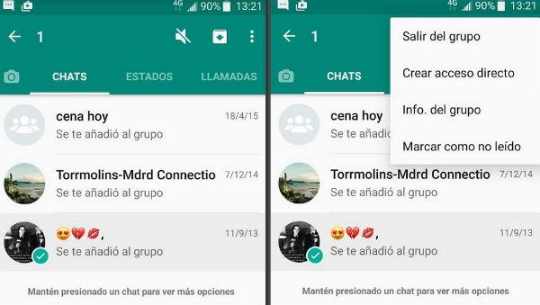 acceso directo whatsapp