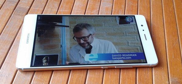comparativa Huawei Nova 2 Plus vs Huawei P9 pantalla P9