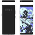 Estos serían los tres colores en los que llegaría el Samsung Galaxy Note 8