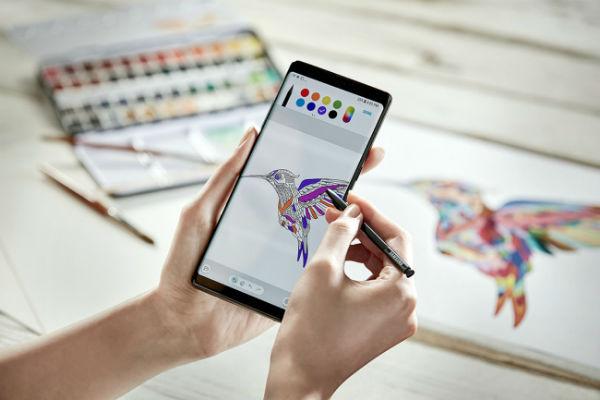 firma digital S Pen