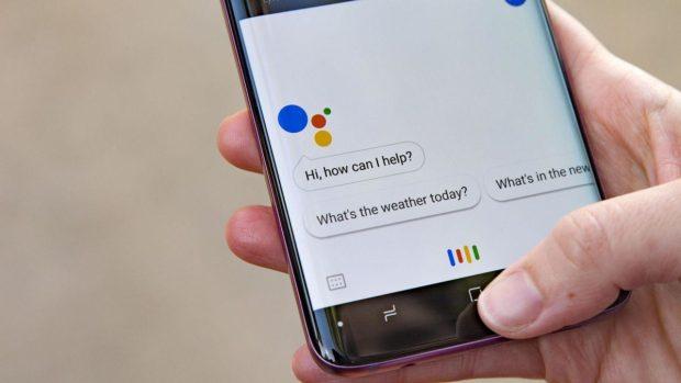 Google Assistant, diseño actual