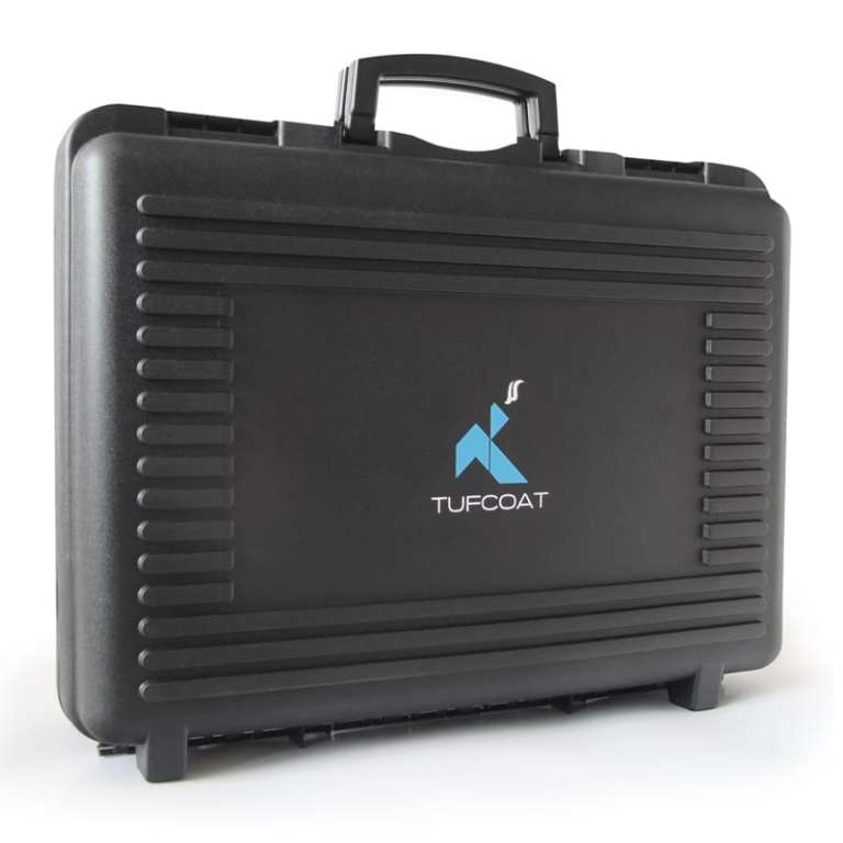 Hard carry case for Tufcoat BC35