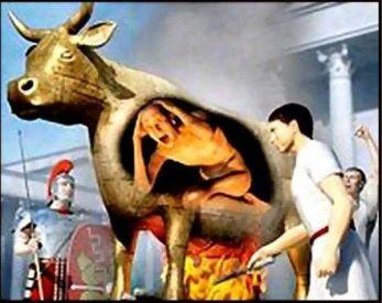 Romalıların Hristiyanları cezalandırması