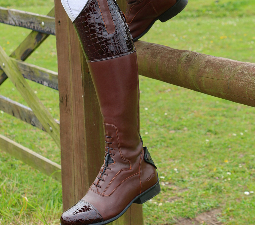 made to measure riding boots a speciality