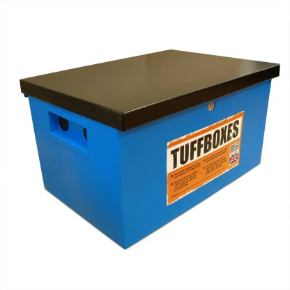 Tuffbox Micro Blue Secure Toolbox