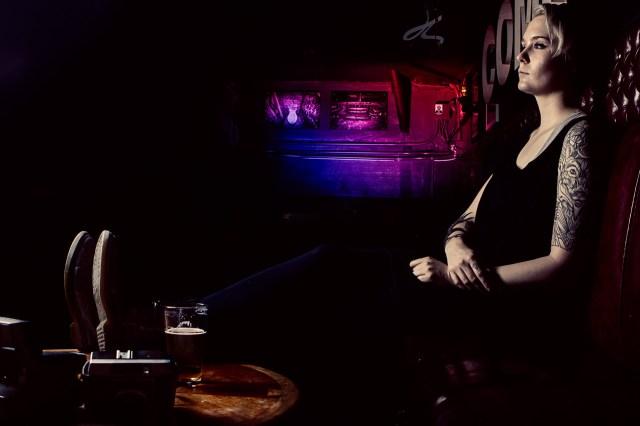 Zoe Rain portrait by Seattle Photographer Tuffer