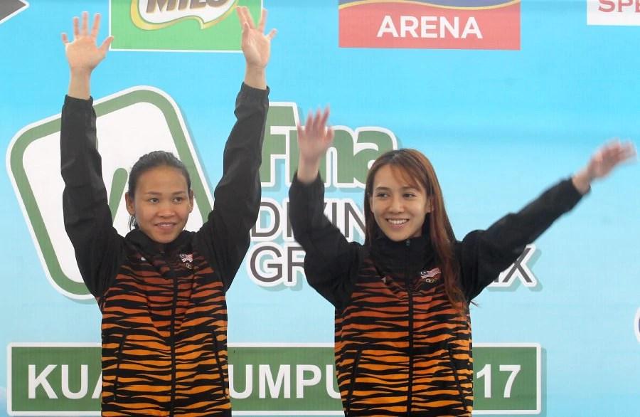FINA Diving Grand Prix: Malaysia - Tutti i risultati del weekend a Kuala Lumpur!