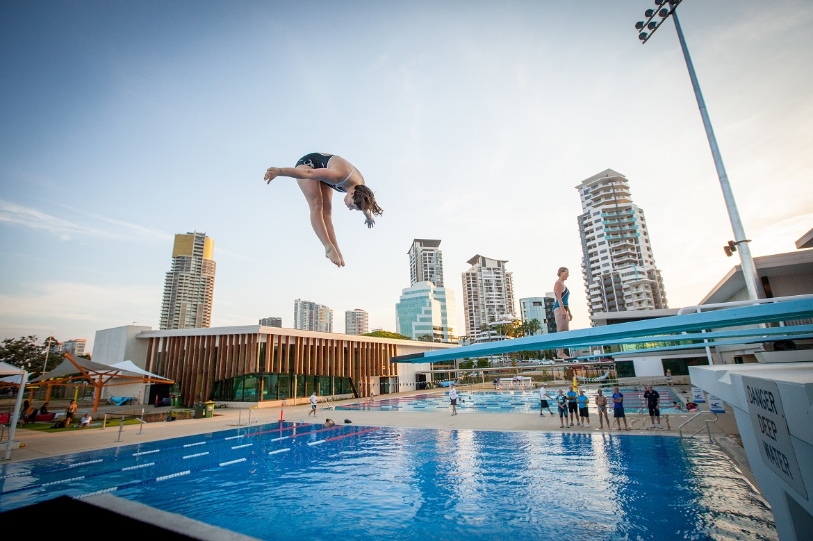 FINA Diving Grand Prix: Gold Coast – Iscritti e streaming!