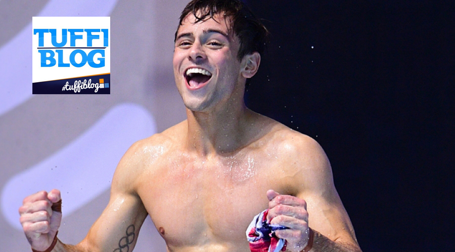 NewSplash: per Tom Daley la stagione è finita!