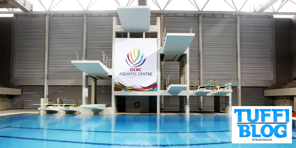 FINA Diving Grand Prix: Singapore - ultimo weekend stagionale di tuffi, informazioni e orari delle gare