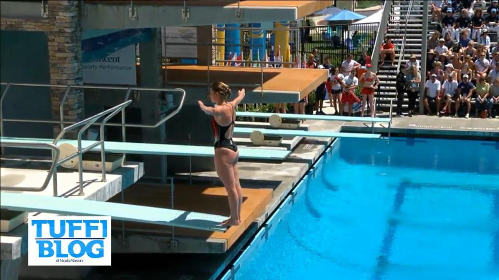 FINA Diving Grand Prix: Stati Uniti – Bertocchi, è argento! Quarto posto Batki-Pellacani nel sincro
