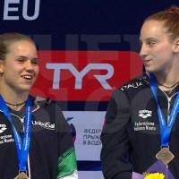 Europei Giovanili: Kazan – Biginelli-Neroni bronzo nel sincro! Quarta Pellacani nell'individuale