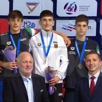 Europei Giovanili: Kazan – due gare eccellenti, due medaglie azzurre: argento Belotti, bronzo Cafiero!