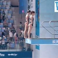 Campionati Mondiali: Gwangju – Batki e Pellacani settime, miglior risultato di sempre per l'Italia nel sincro piattaforma