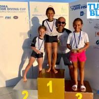 Roma Junior Diving Cup 2020: i risultati della terza e ultima giornata