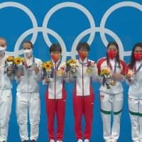 Olimpiadi Tokyo 2020 – Cina imprendibile, USA e Messico sul podio!