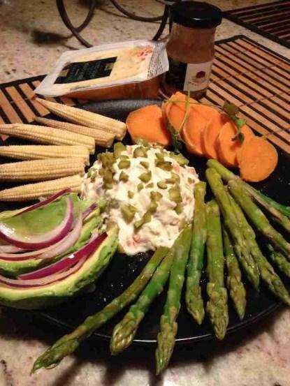 3 ensaladilla y verduras