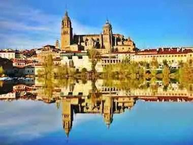 Salamanca Reflejo Duero