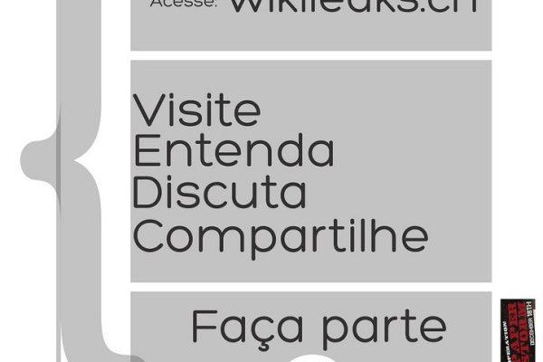 Operation #PaperStorm: Flyer em Português