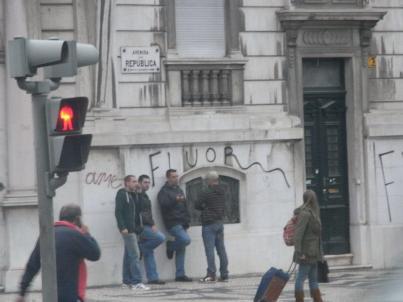 Relato do Protesto Anti-repressão Policial