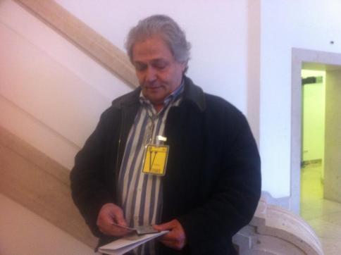 Camarate: José Esteves versus Lencastre Bernardo