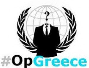 Grécia: Anonymous deitam abaixo vários sites governamentais em protesto
