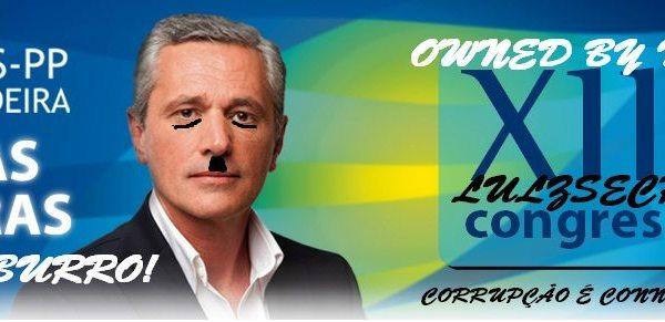 Site CDS-PP Madeira atacado ontem mostrava um logotipo alterado