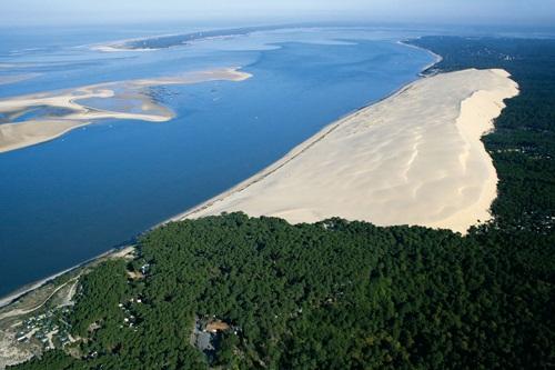 Duna de Pyla, Aquitania, Francia