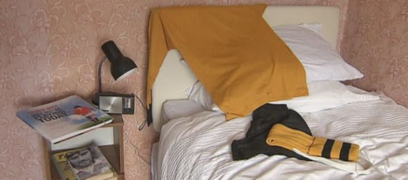 Dormitorio de George Best
