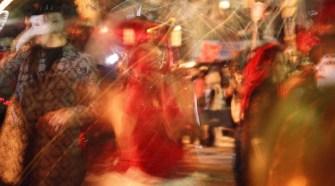 Halloween Village Parade
