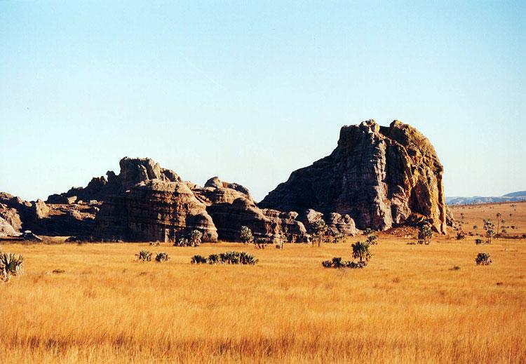 Parque Nacional de Isalo, en Madagascar. Tu Gran Viaje