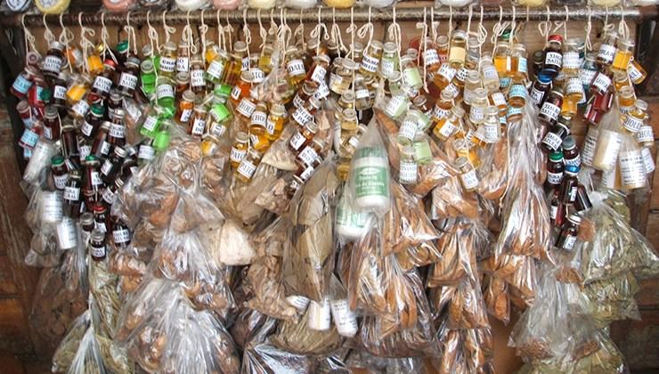 Remedios del Amazonas. Foto (c) Manuel Monreal