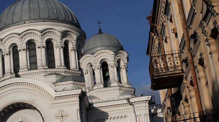 Kaunas, Lituania. Foto de Yeo Watzup.