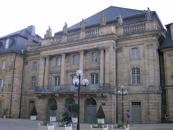 Opera Margrave Bayreuth