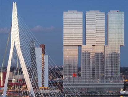 nhow Rotterdam, un hotel diferente