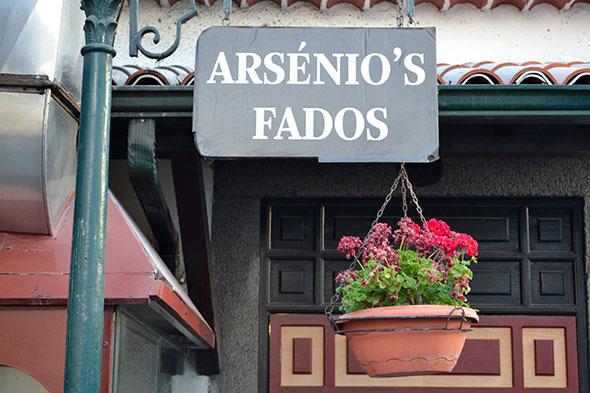 Restaurante Arsenio Fados de Funchal. Foto (c) Javier Olivares