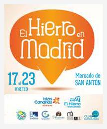 El Cabildo de la Isla de El Hierro se presenta en Madrid