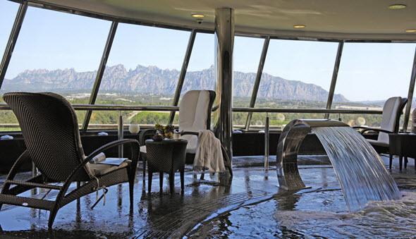 El vino es el protagonista en el magnífico Can Bonastre Wine Resort
