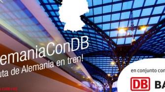 #AlemaniaConDB. Una propuesta viajera de Tu Gran Viaje en colaboración con Deutsche Bahn