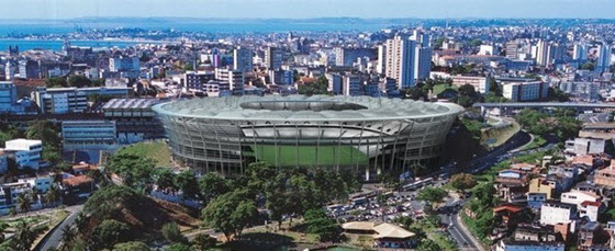 La Arena Fonta de Salvador